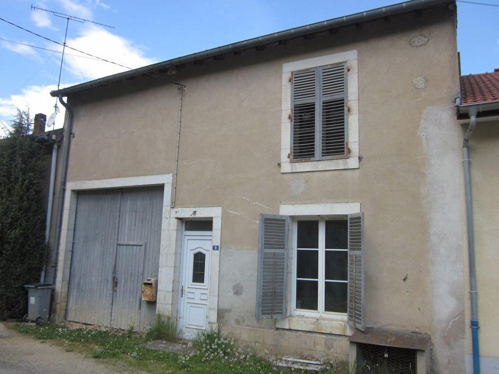 A vendre Maison LACROIX SUR MEUSE 85m²