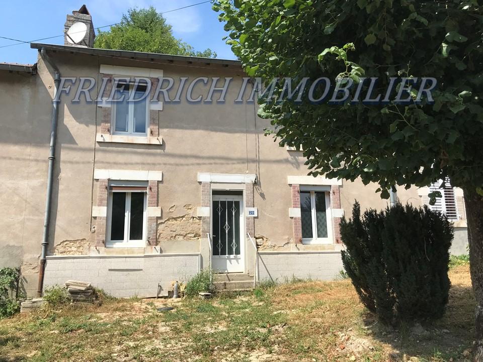A vendre Maison LACROIX SUR MEUSE 21.000 3 piéces