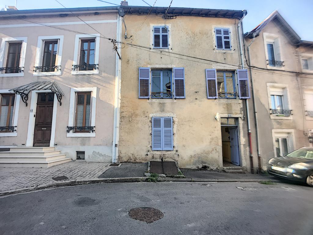 A vendre Maison SAMPIGNY 172m² 66.000