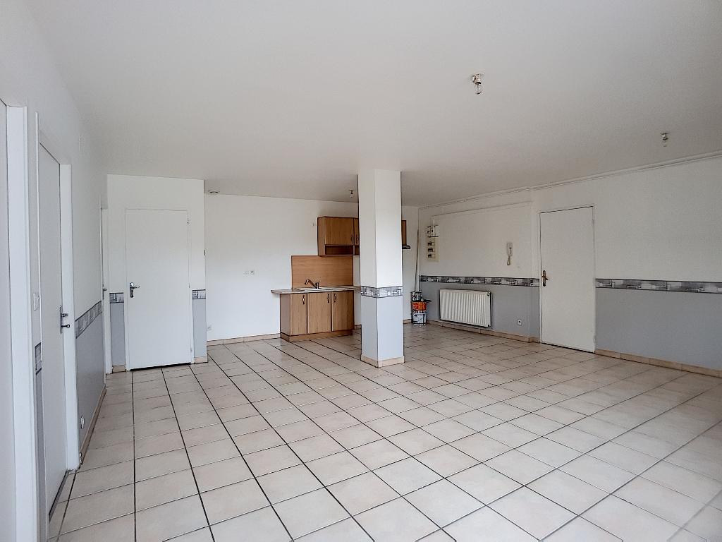 A louer Appartement LIGNY EN BARROIS 69m² 345 3 piéces