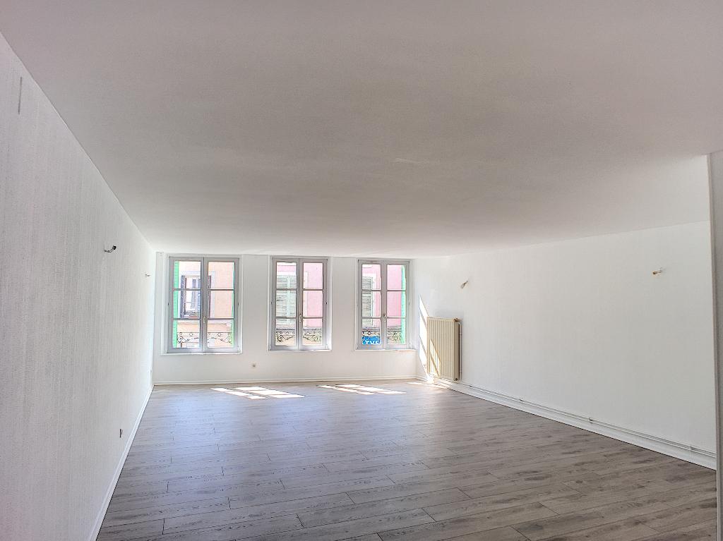 A louer Appartement COMMERCY 88m² 490 3 piéces
