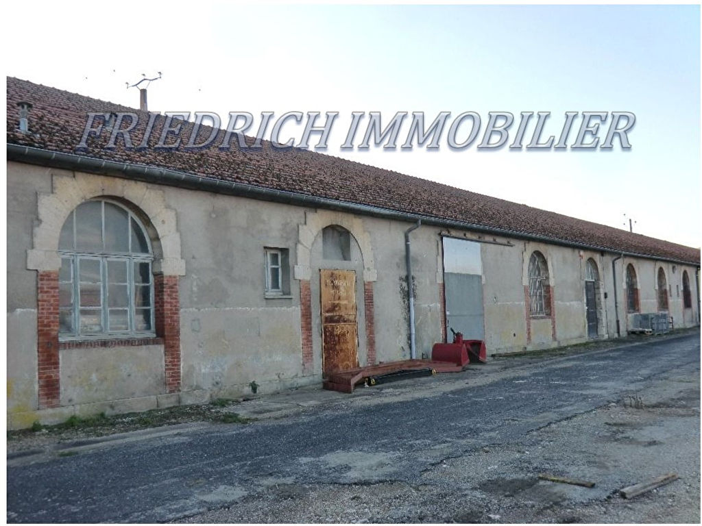 A vendre Entrepôt / Local industriel SAMPIGNY 800m² 76.000