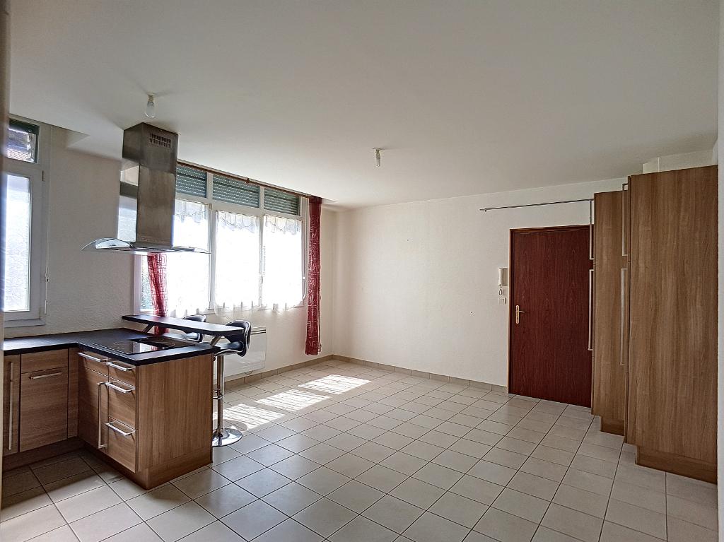 A louer Appartement BAR LE DUC 59m² 495