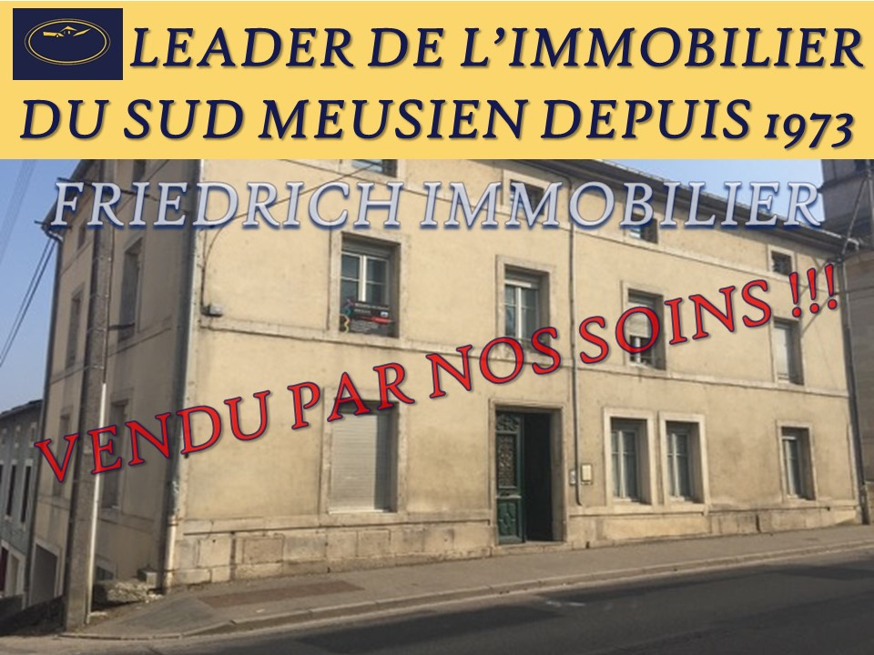 BEL IMMEUBLE DE RAPPORT - PROCHE COMMERCY