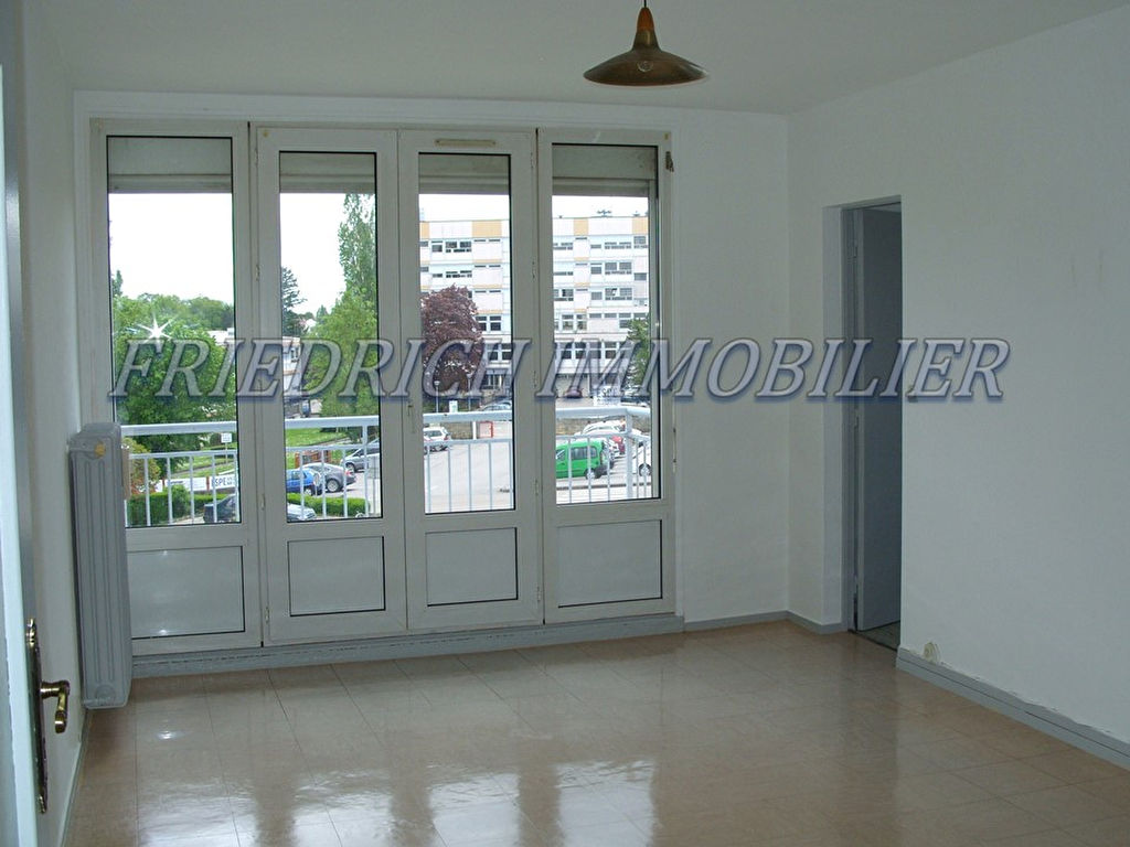 A louer Appartement BAR LE DUC 82m² 500