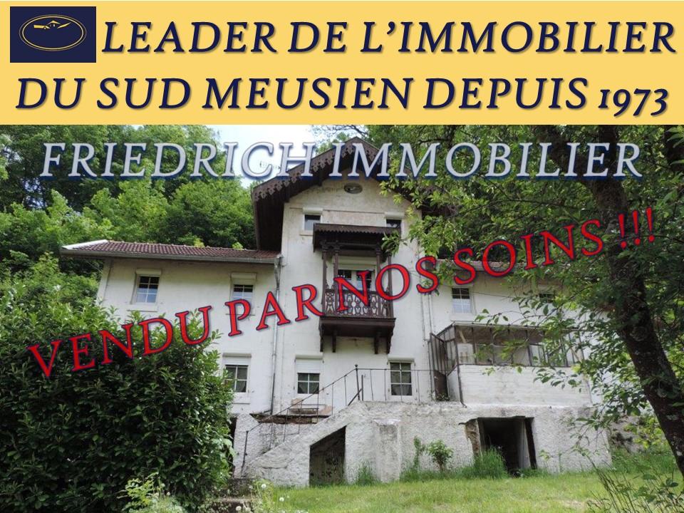 JOLIE MAISON INDIVIDUELLE - FAIRE OFFRE - BAR LE DUC