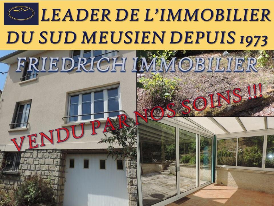A vendre Maison BAR LE DUC 83m² 107.000 4 piéces