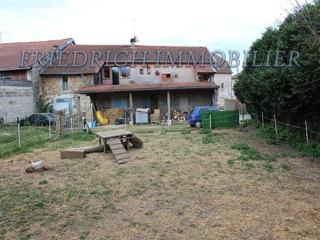 A vendre Maison MENIL SUR SAULX 124m² 9 piéces