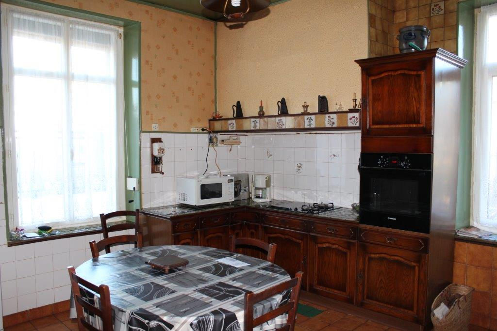 A vendre Maison LIGNY EN BARROIS 129.000 8 piéces