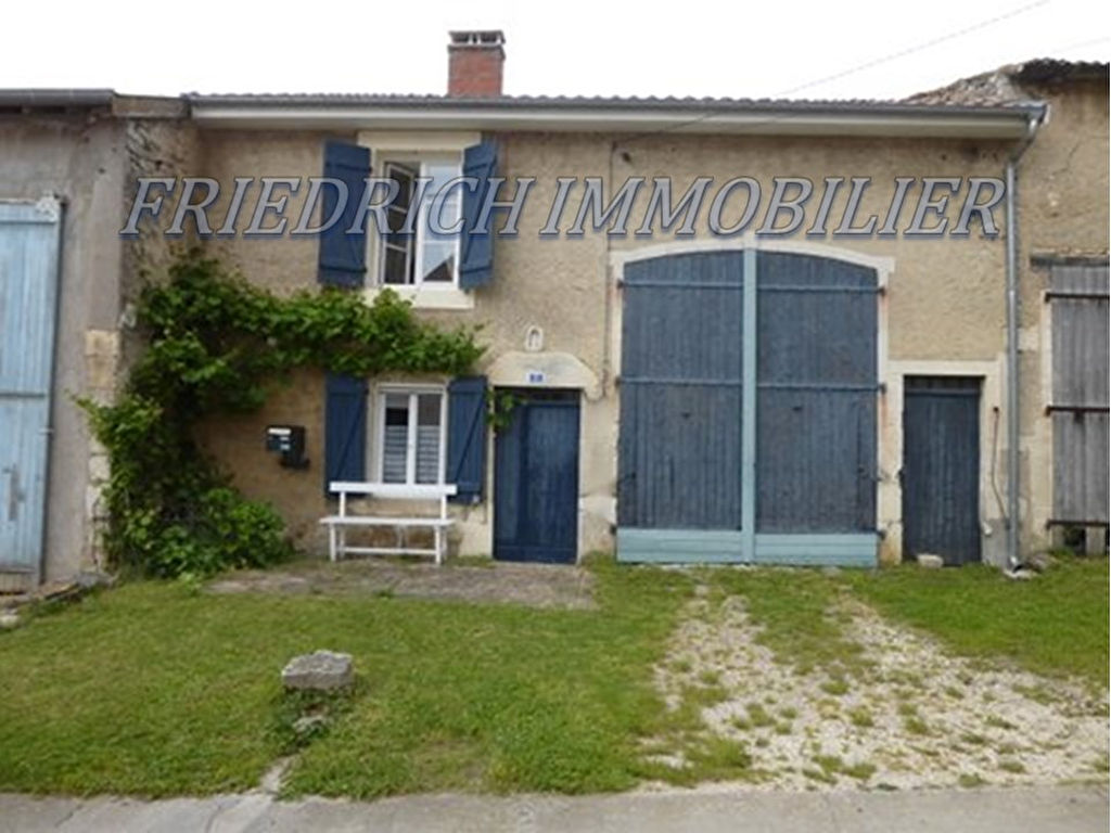 A vendre Maison VAUCOULEURS 158m² 119.000 5 piéces