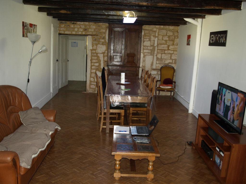 Maison de village habitable de suite - Secteur Vaucouleurs