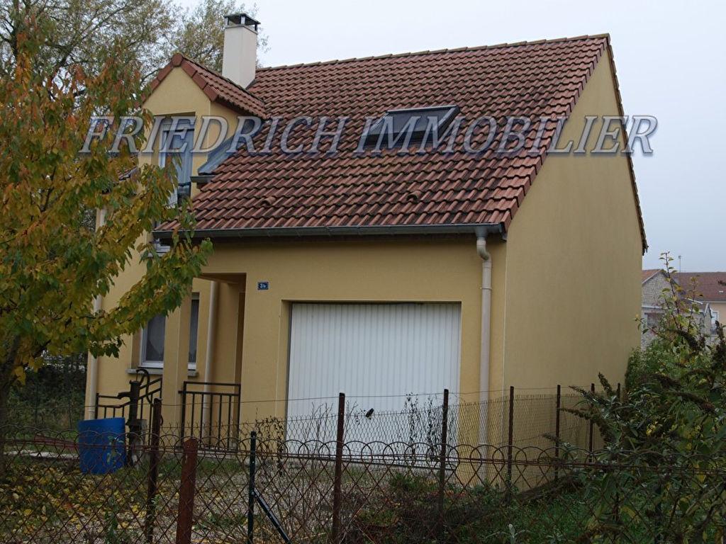 Pavillon indépendant - Vaucouleurs