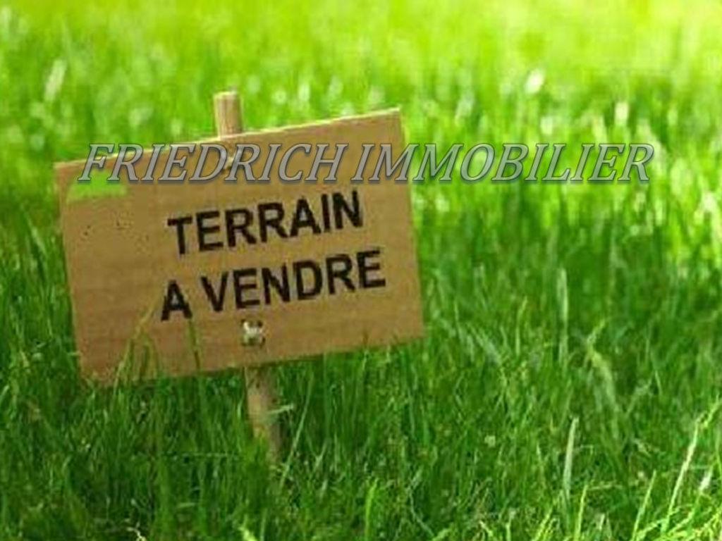 A vendre Terrain RAMBUCOURT 2365m² 38.000  piéces