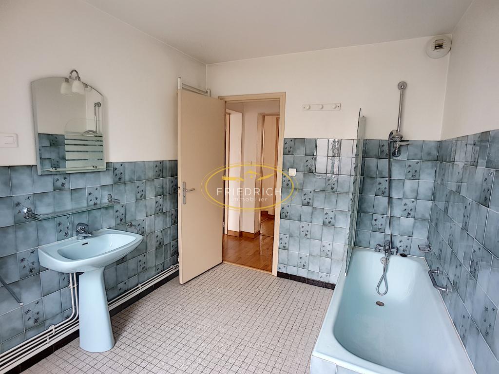 A louer Appartement BAR LE DUC 61m² 445