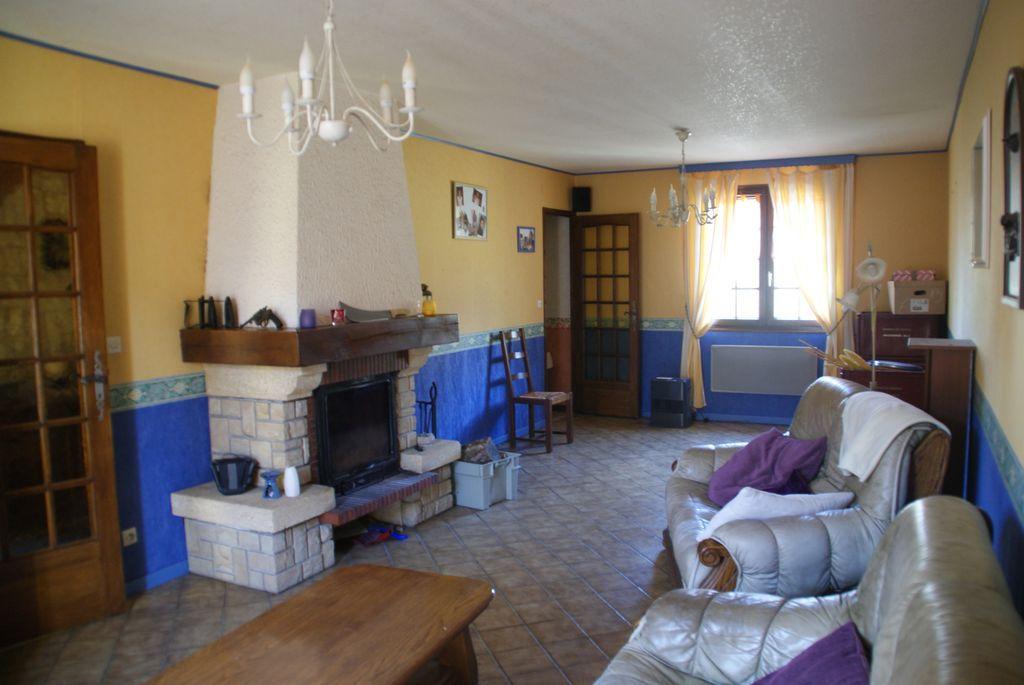 A vendre Maison LIGNY EN BARROIS 130m² 174.000 7 piéces