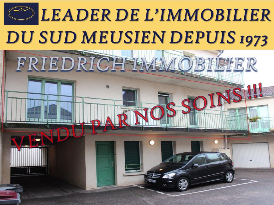 A vendre Appartement BAR LE DUC 38.000