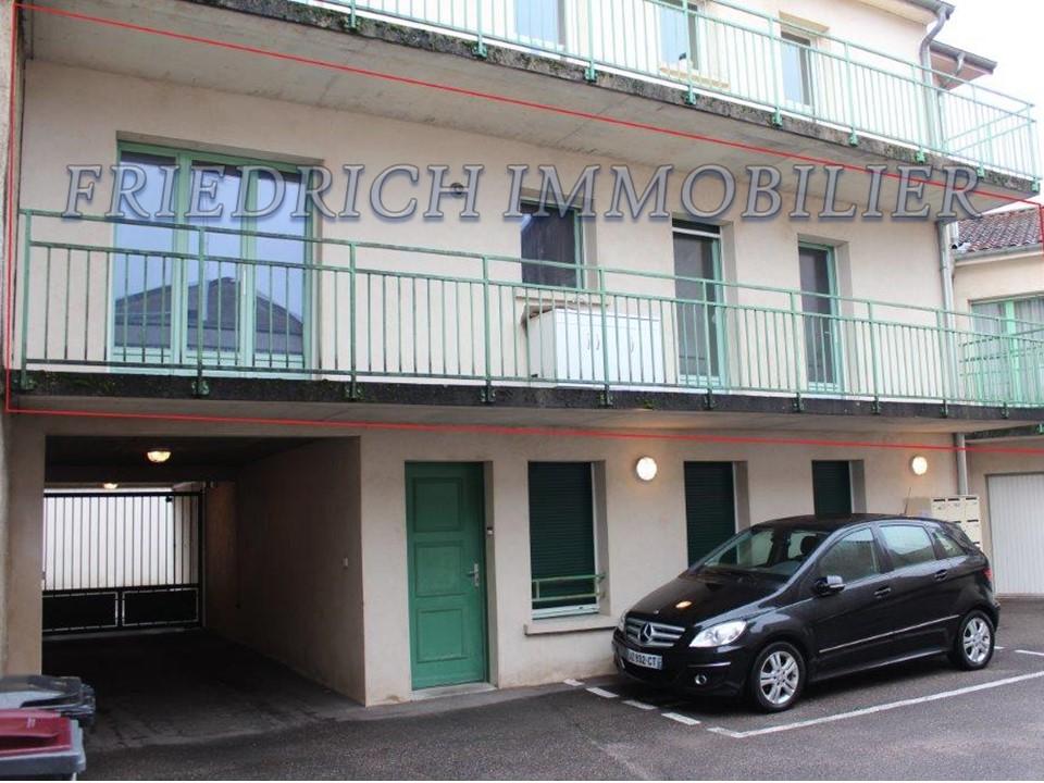 A vendre Appartement BAR LE DUC 3 piéces