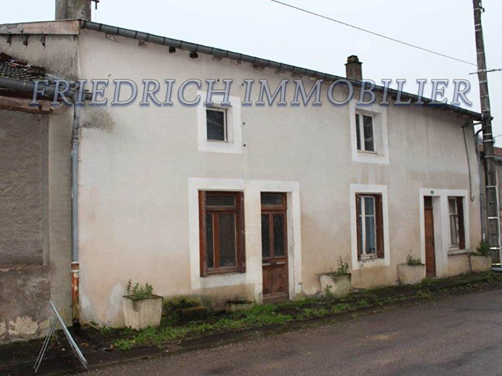 A vendre Maison LIGNY EN BARROIS 40.000 6 piéces