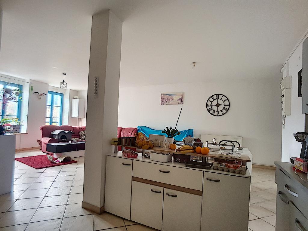 A louer Appartement LIGNY EN BARROIS 79m² 390