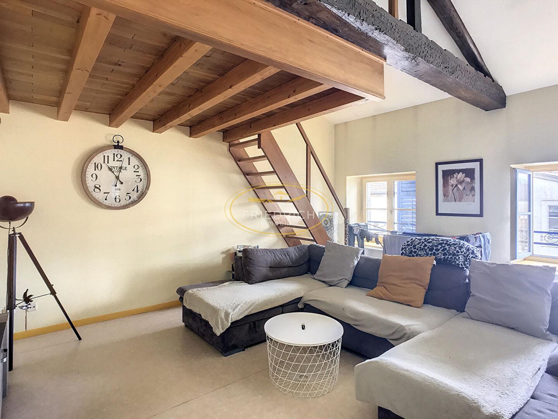 A louer Appartement SAINT MIHIEL 103m² 430