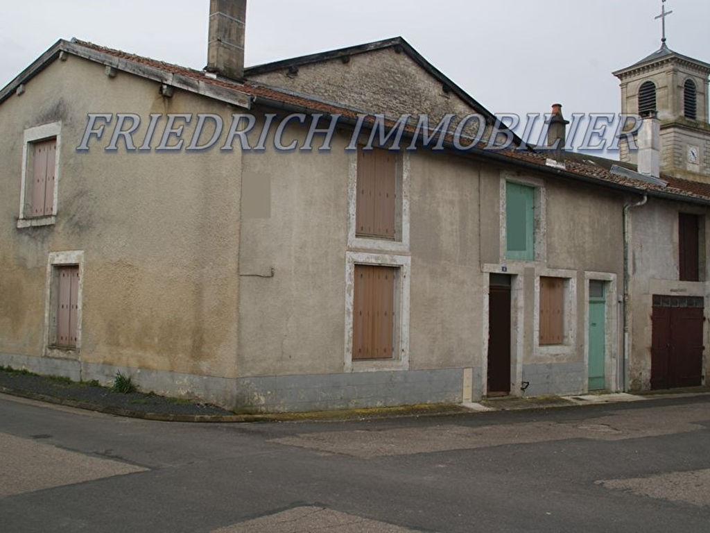 A vendre Maison MONTIERS SUR SAULX 3 piéces