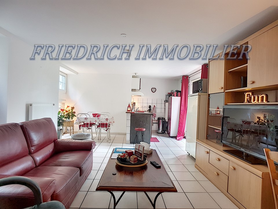 A louer Appartement NANCOIS SUR ORNAIN 45m² 300