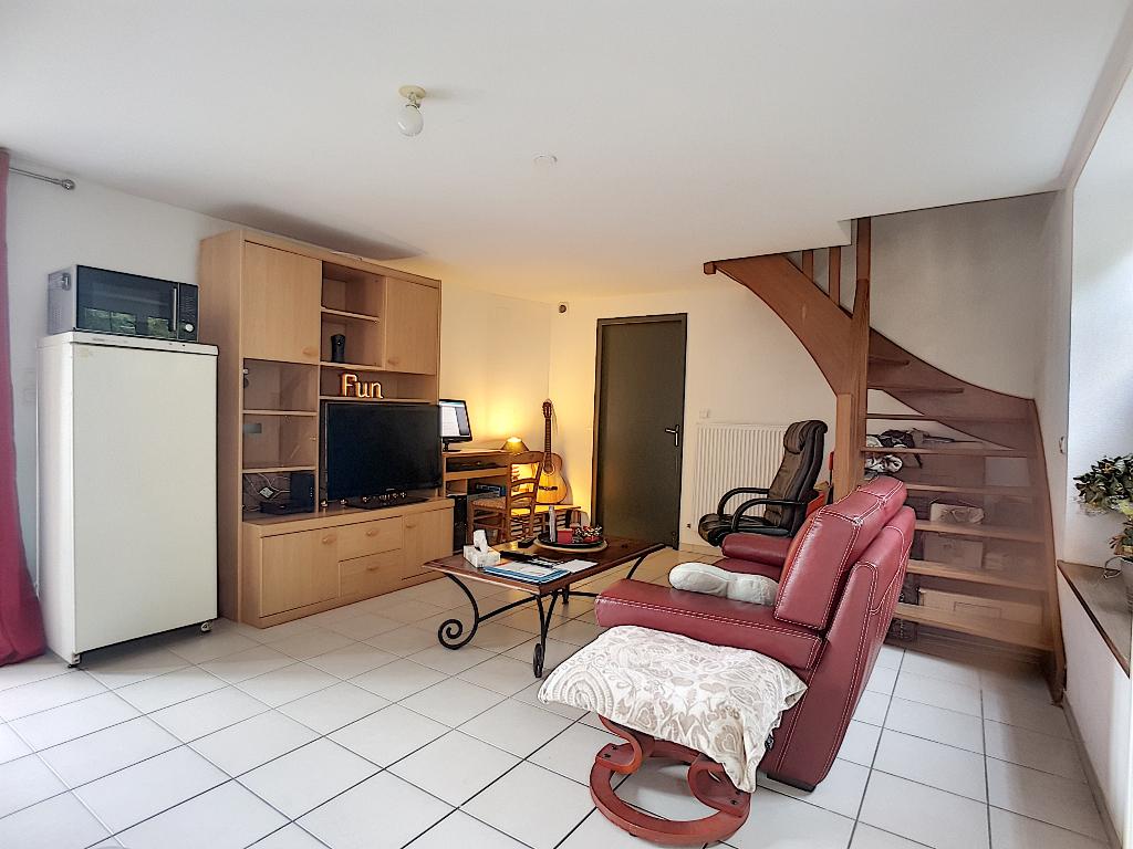 A louer Appartement NANCOIS SUR ORNAIN 45m² 2 piéces