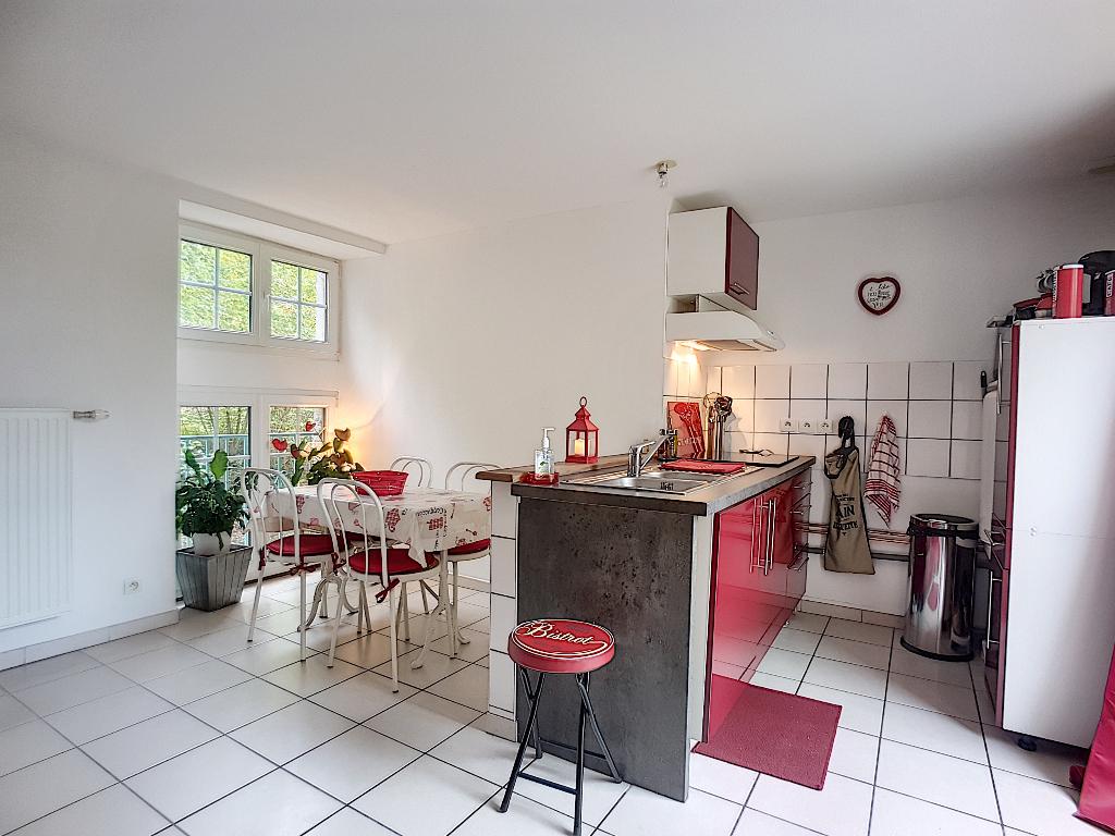 A louer Appartement NANCOIS SUR ORNAIN 45m² 300 2 piéces