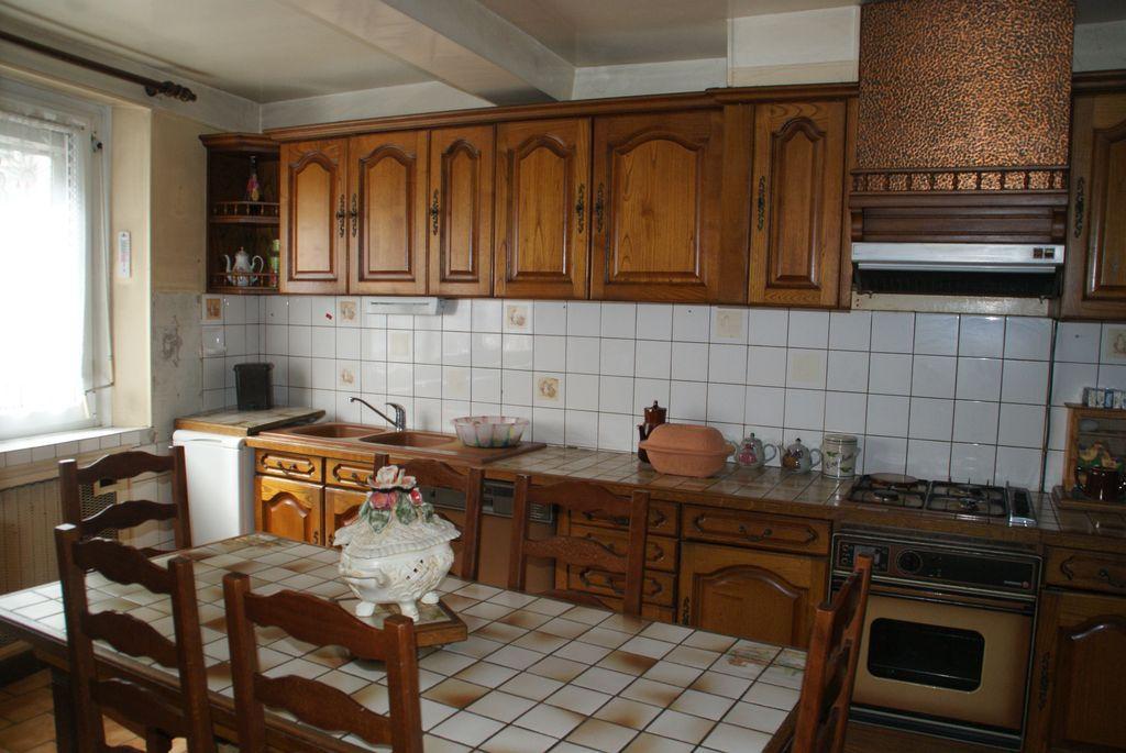 A vendre Maison LIGNY EN BARROIS 125m² 62.000