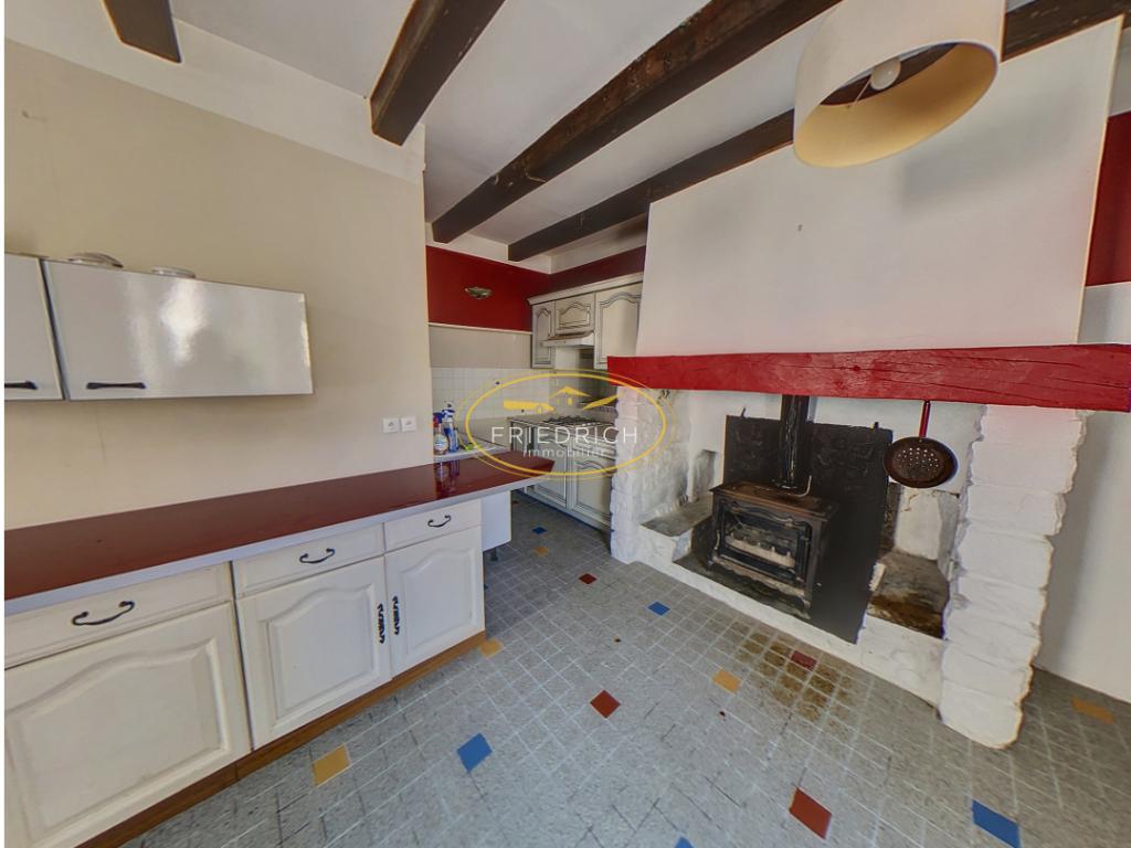 A vendre Maison VAUCOULEURS 193m² 95.000