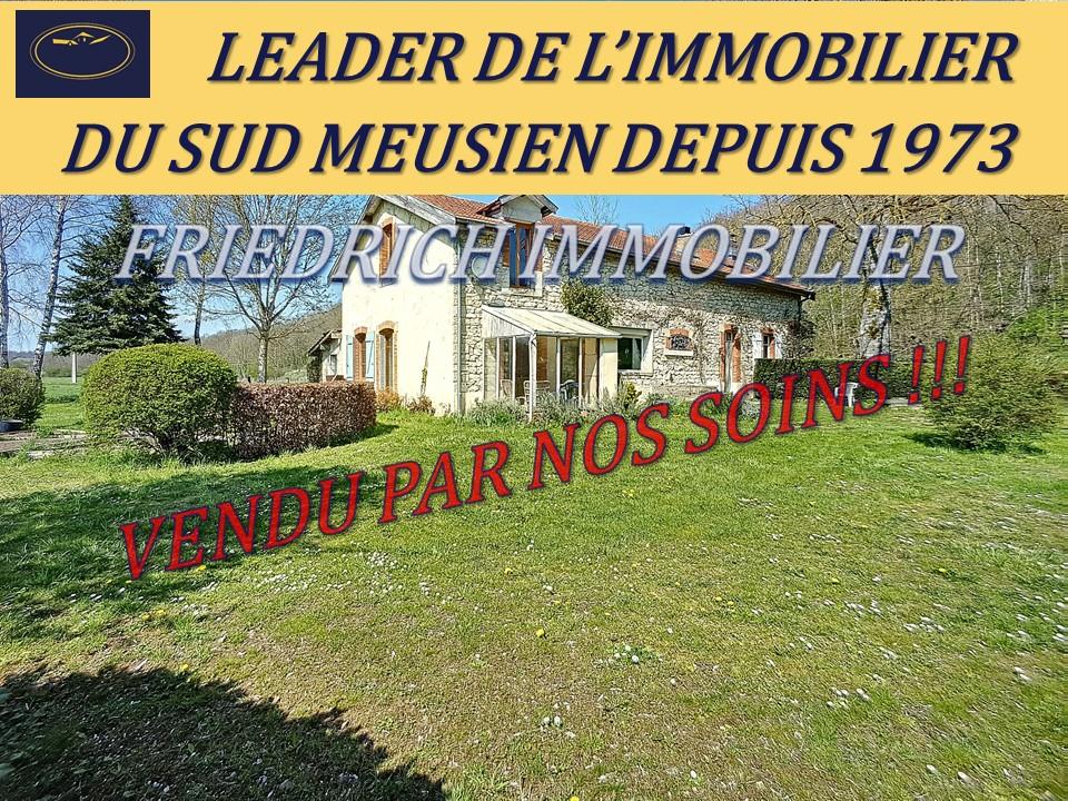 A vendre Maison SAINT JOIRE 210.63m² 160.000 6 piéces