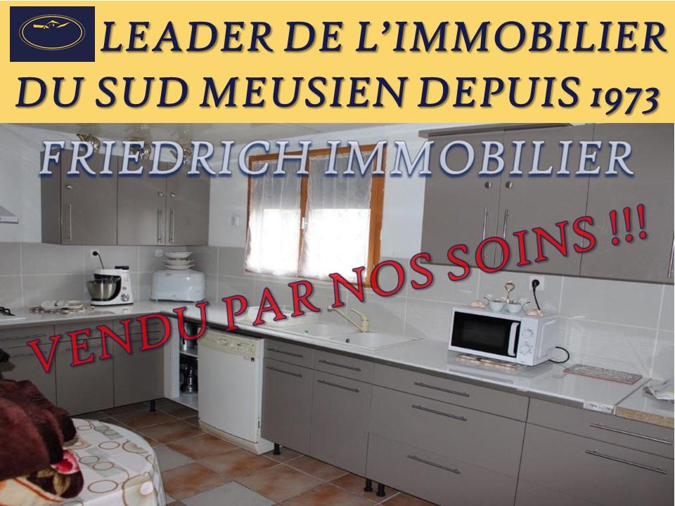 A vendre Maison BAR LE DUC 105.000