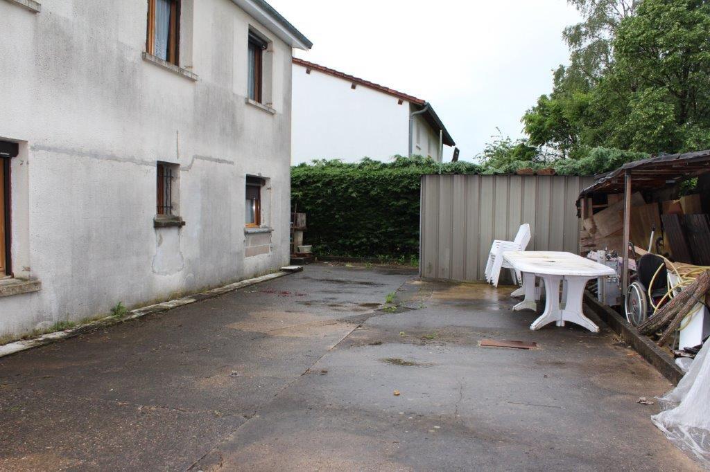 A vendre Maison BAR LE DUC 115.36m² 105.000 6 piéces