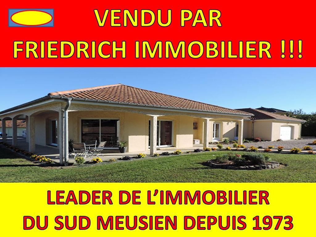 A vendre Maison APREMONT LA FORET 153m² 7 piéces