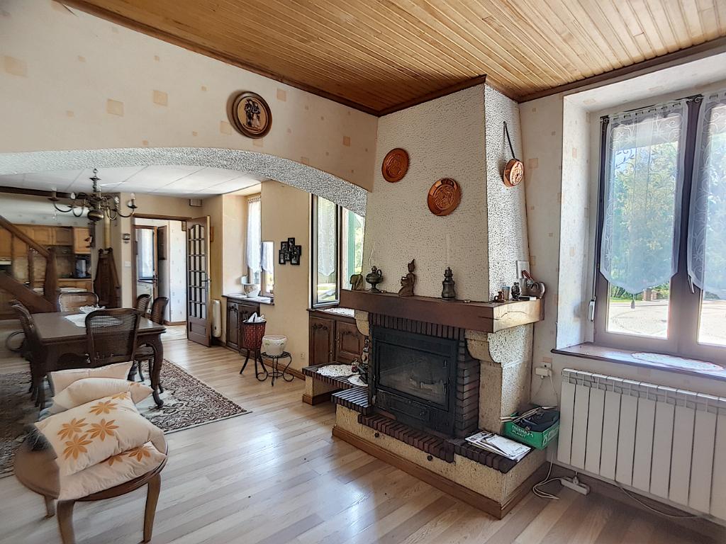 A vendre Maison MONTIERS SUR SAULX 125m² 5 piéces