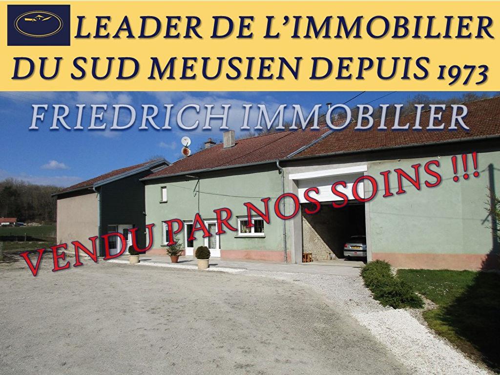 A vendre Maison DELOUZE ROSIERES 143m² 85.000 5 piéces
