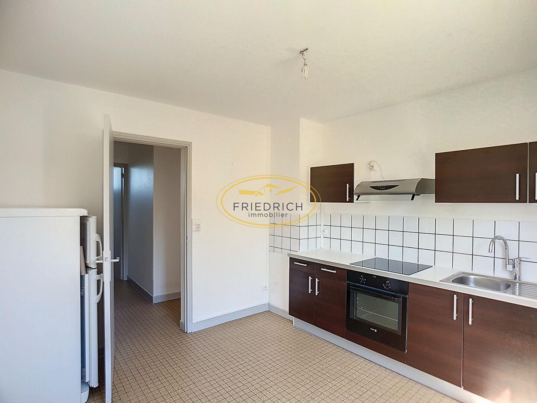 A louer Appartement GONDRECOURT LE CHATEAU 57m²