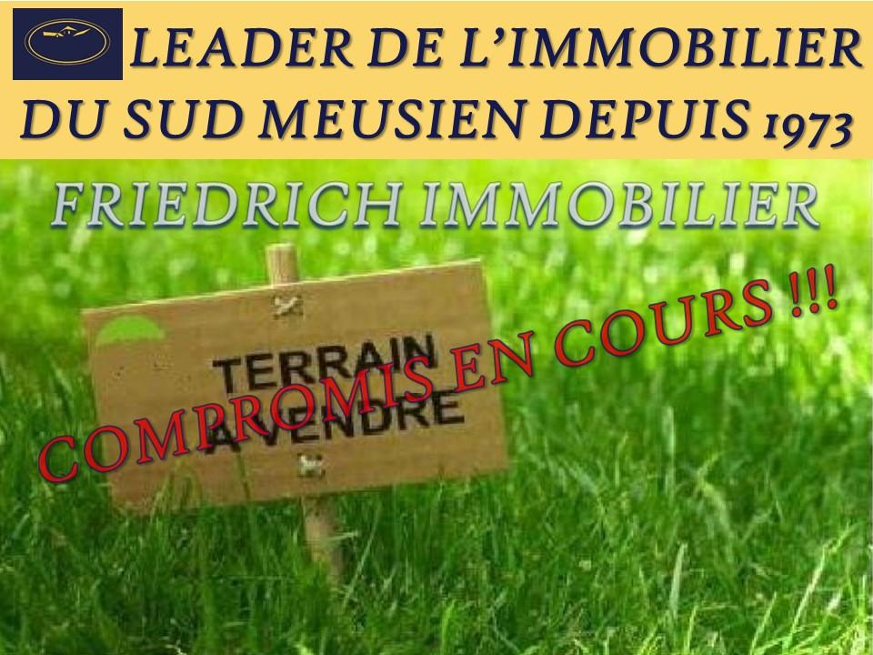 A vendre Terrain SAMPIGNY 2507m² 35.000  piéces