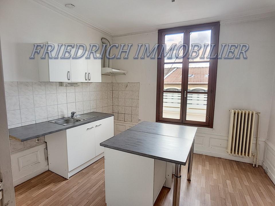 A louer Appartement LIGNY EN BARROIS 67m² 340 2 piéces
