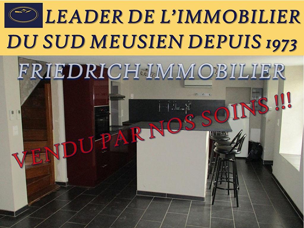 A vendre Maison VAUCOULEURS 100m² 66.000