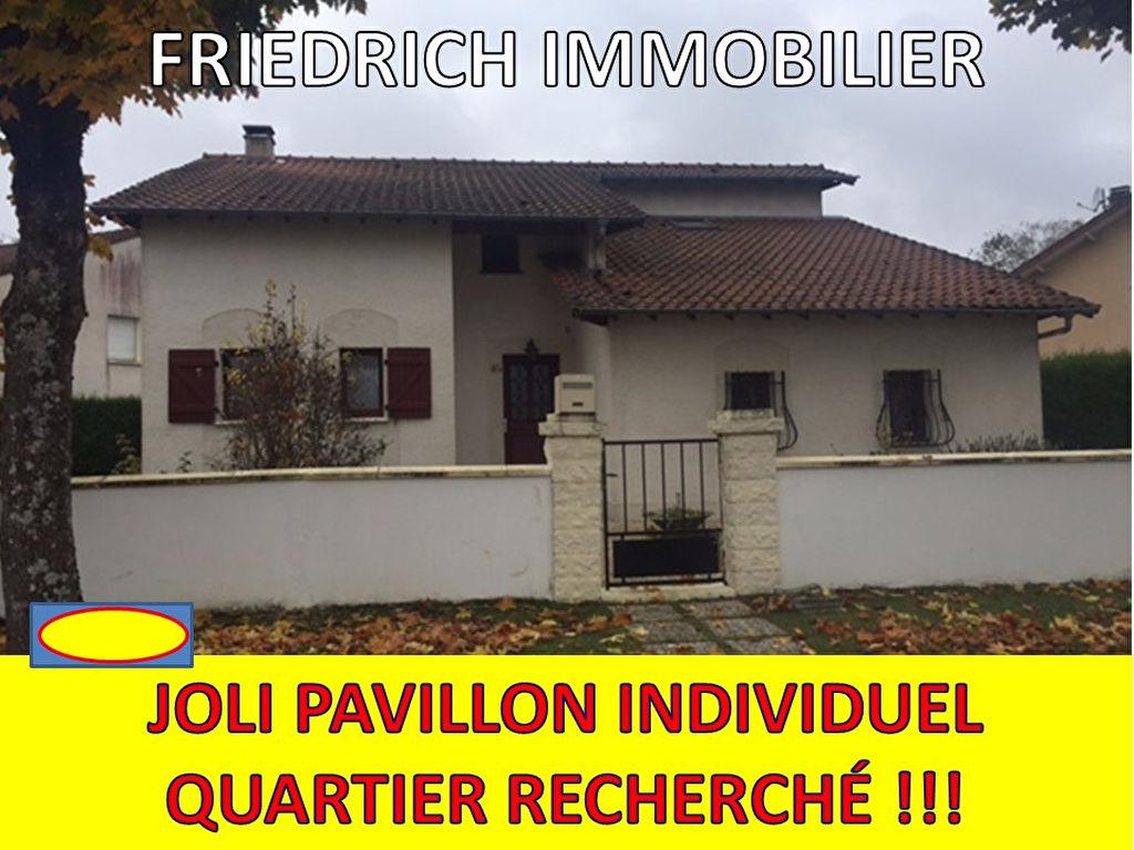 JOLI PAVILLON INDIVIDUEL QUARTIER RECHERCHÉ - BAR-LE-DUC
