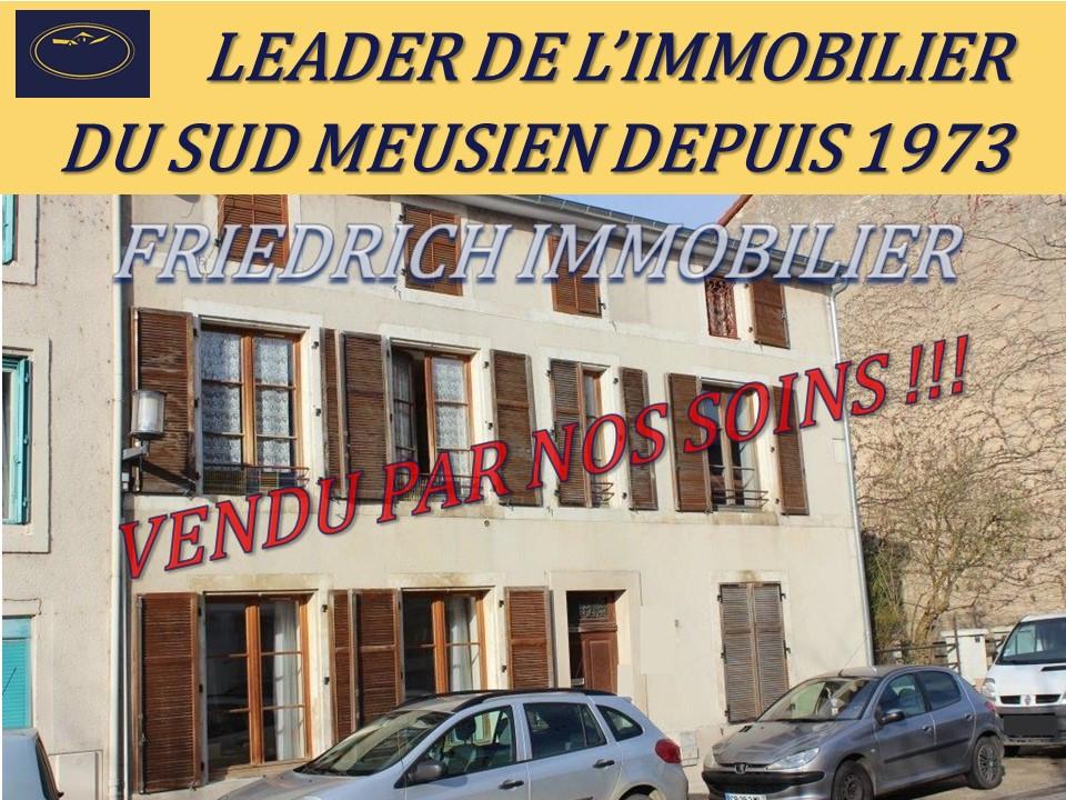 A vendre Immeuble SAINT MIHIEL 177m²