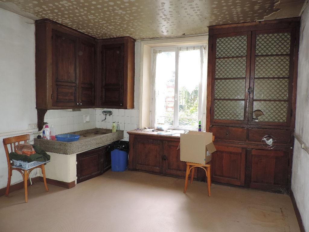 A vendre Maison SAINT MAURICE SOUS LES COTES 135m² 93.000 6 piéces