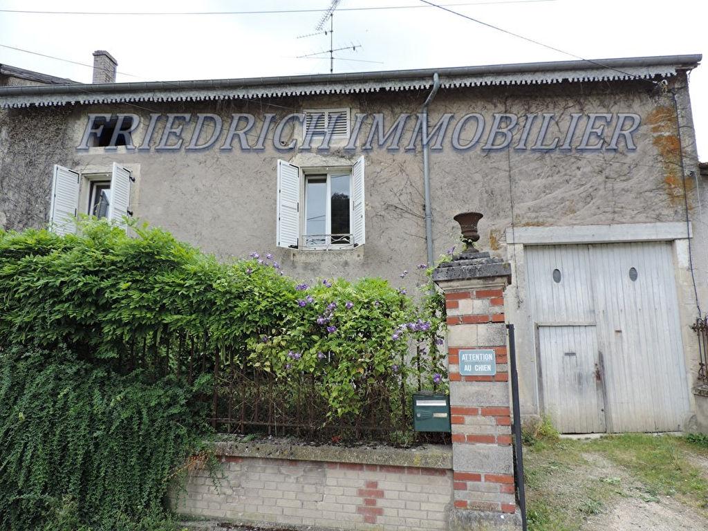 A vendre Maison SAINT MAURICE SOUS LES COTES 93.000