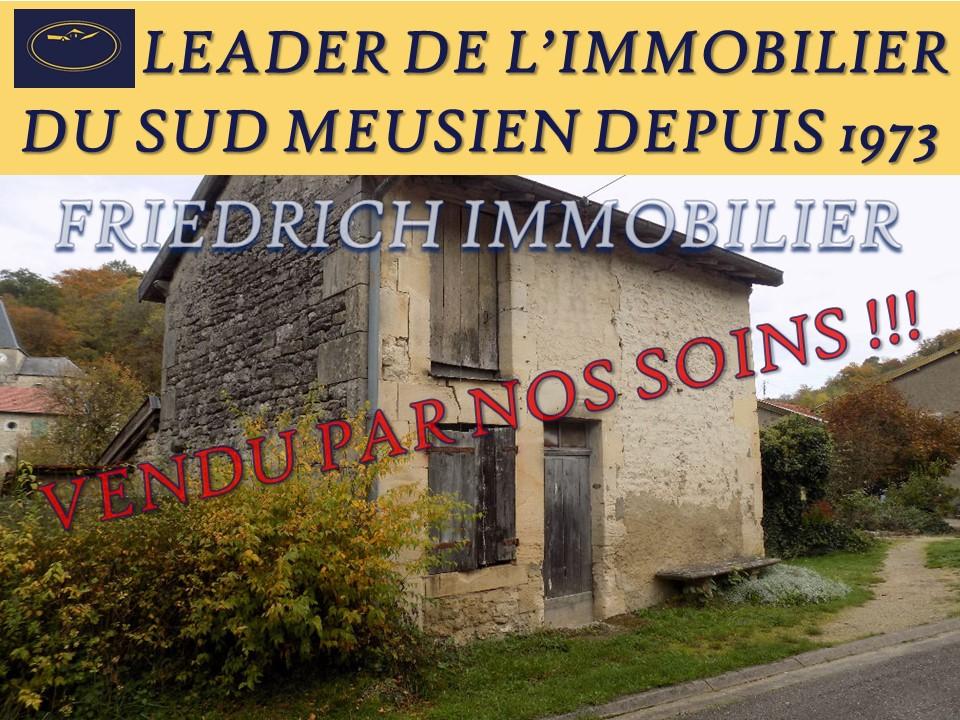 A vendre Maison LIGNY EN BARROIS 33.000 4 piéces