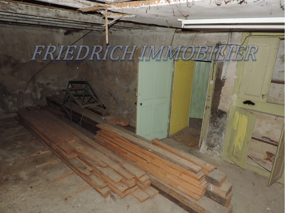 A vendre Maison DOMPCEVRIN 15.000 3 piéces
