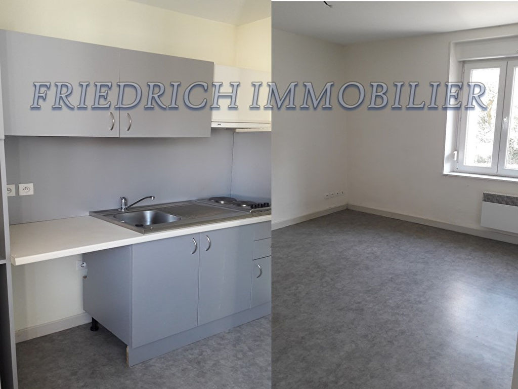 A louer Appartement COMMERCY 38m² 350