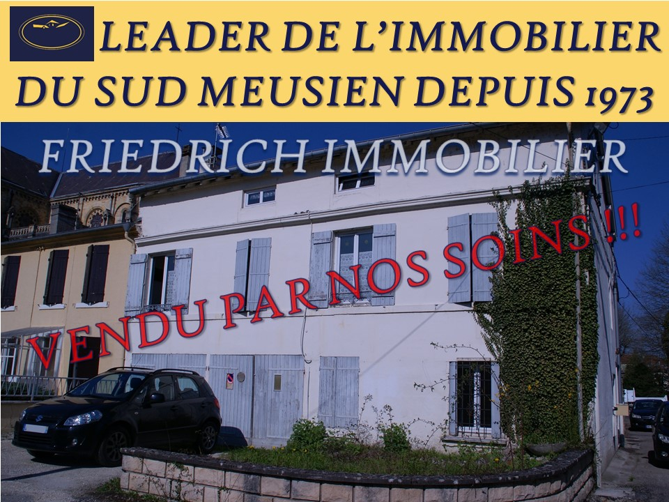 Achat maison a vendre bar le duc 72 000 150 m friedrich immobilier for Construction maison bar le duc