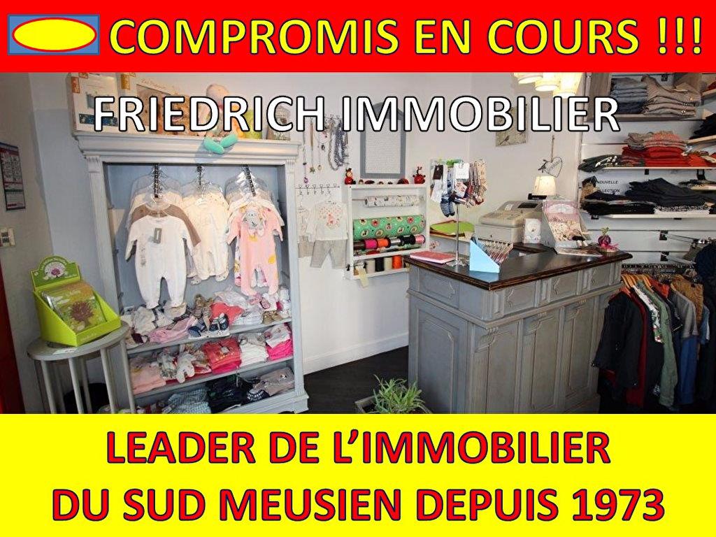 Fonds de commerce de vente de vêtements enfants et accessoires - En Meuse