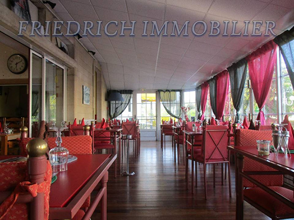 Fonds de commerce BAR - RESTAURANT - TRAITEUR - Région SAINT MIHIEL